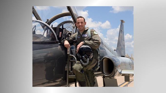 Reserve Student Pilot Chosen for Instructor Duties